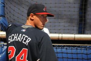 Braves rookie Jordan Schafer