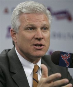 Braves General Manager Frank Wren